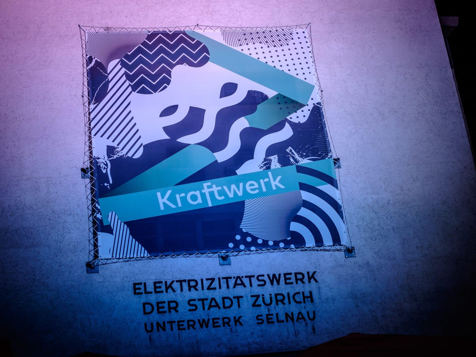 Kraftwerk Banner