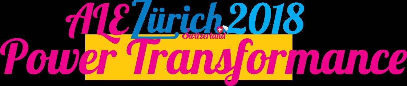 ALE 2018 Zürich Power Transformance